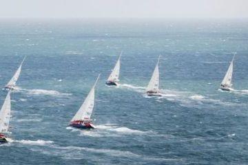 Clipper flotta a Föld körül