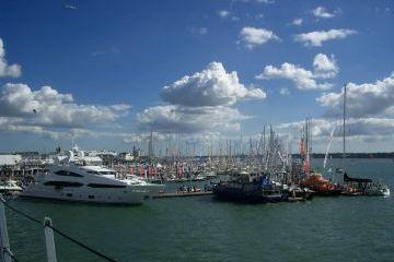Southampton Boat Show 2010
