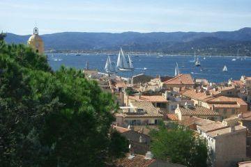 Saint-Tropez romantikus városkája és csodás öble